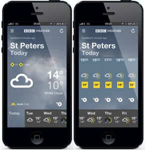 BBC Weather App Released For iOS & Android! | Technouz