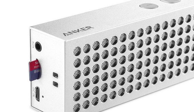 Anker Aluminium Portable Speaker A7911 2