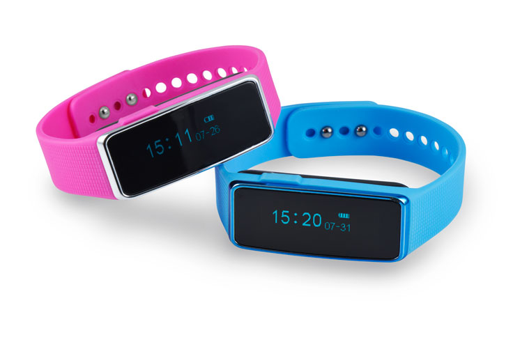 NuBand Active Plus Pink Blue