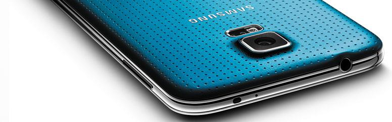 Samsung Galaxy S5 Banner