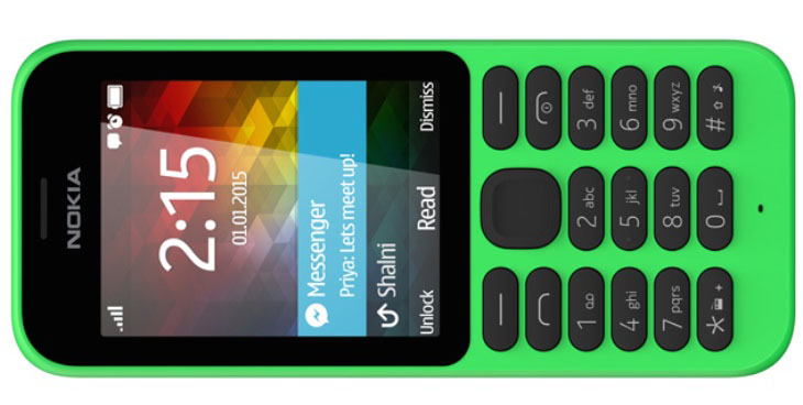 Nokia 215 Green