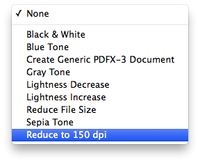 How To Compress PDF On Mac With Preview Step 4