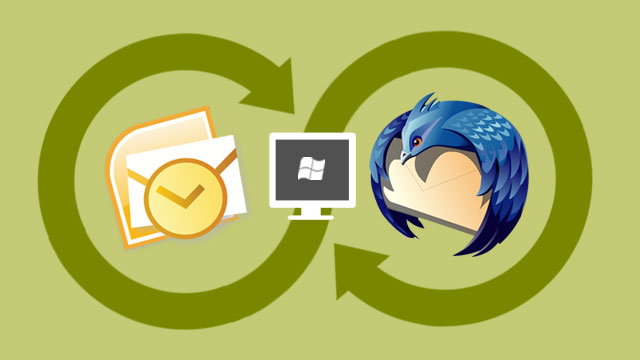 Microsoft Outlook to Mozilla Thunderbird