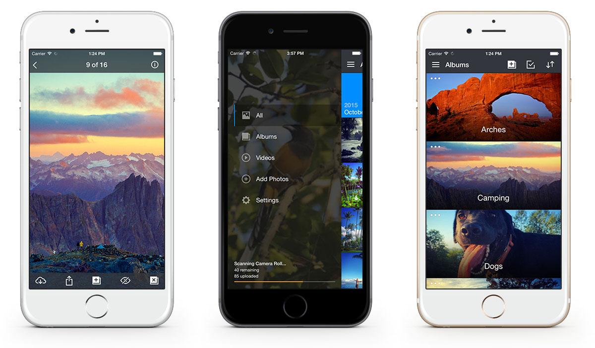 Amazon Photos iOS