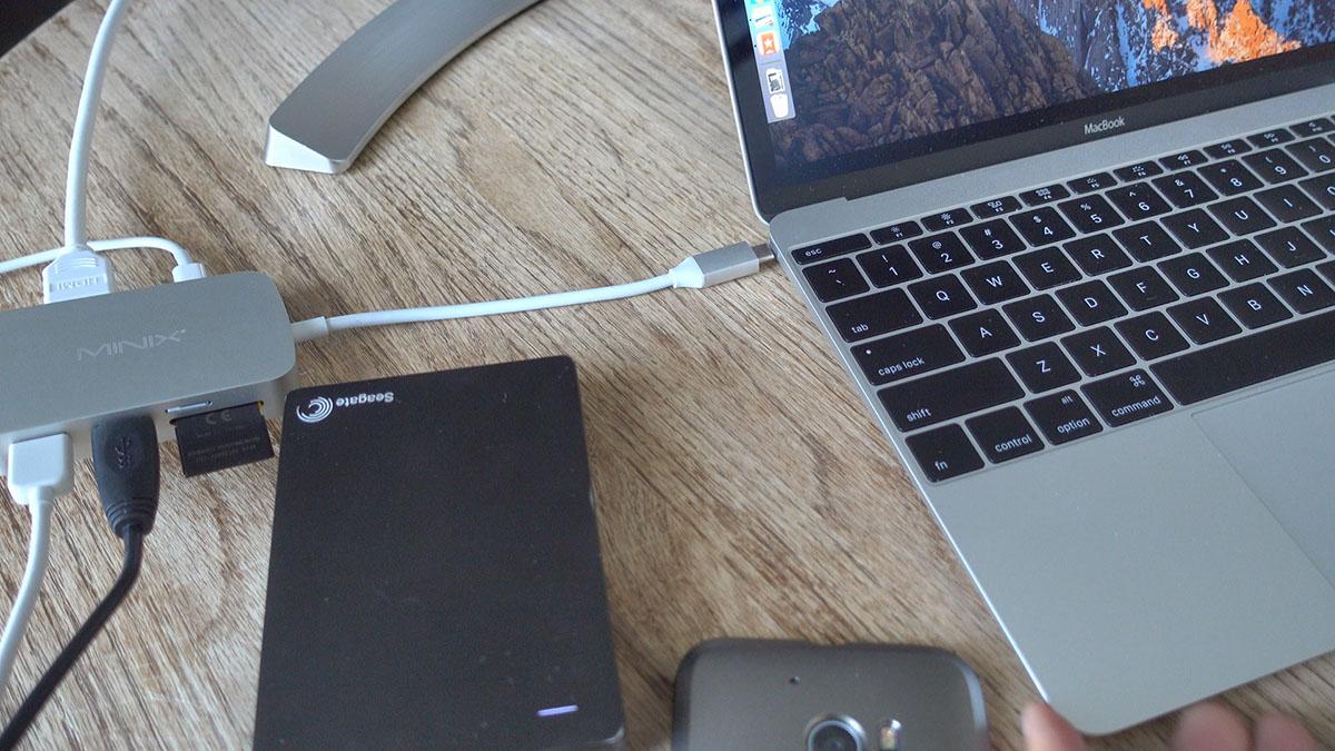 MacBook 2 USB C